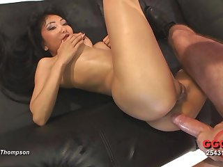 Anal Asian takes above each guy added to gets lots of mountain