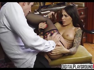 XXX Porn video - Sherlock A XXX Girlie show Episode 1