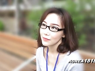 KOREA1818.COM - korean Cutie far glasses