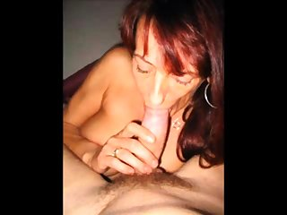 Hairy Italian mature amateur pov