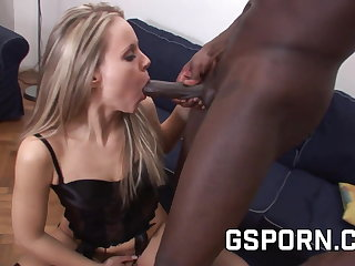 Sexy milf in hot underclothing fucked off out of one's mind bbc in her ass