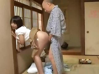 Stunning porn clip Old/Young hottest only here