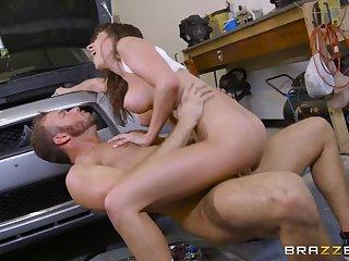 Anal, Ass, Big ass, Big natural tits, Big tits, Brunette, Squirt