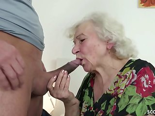 GERMAN ORDERLY Snarled illegal GRANNIE JERK AND HELP Almost POKE