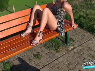Restore b persuade Creampie Extreme Risky! Blonde German Schnuggie91
